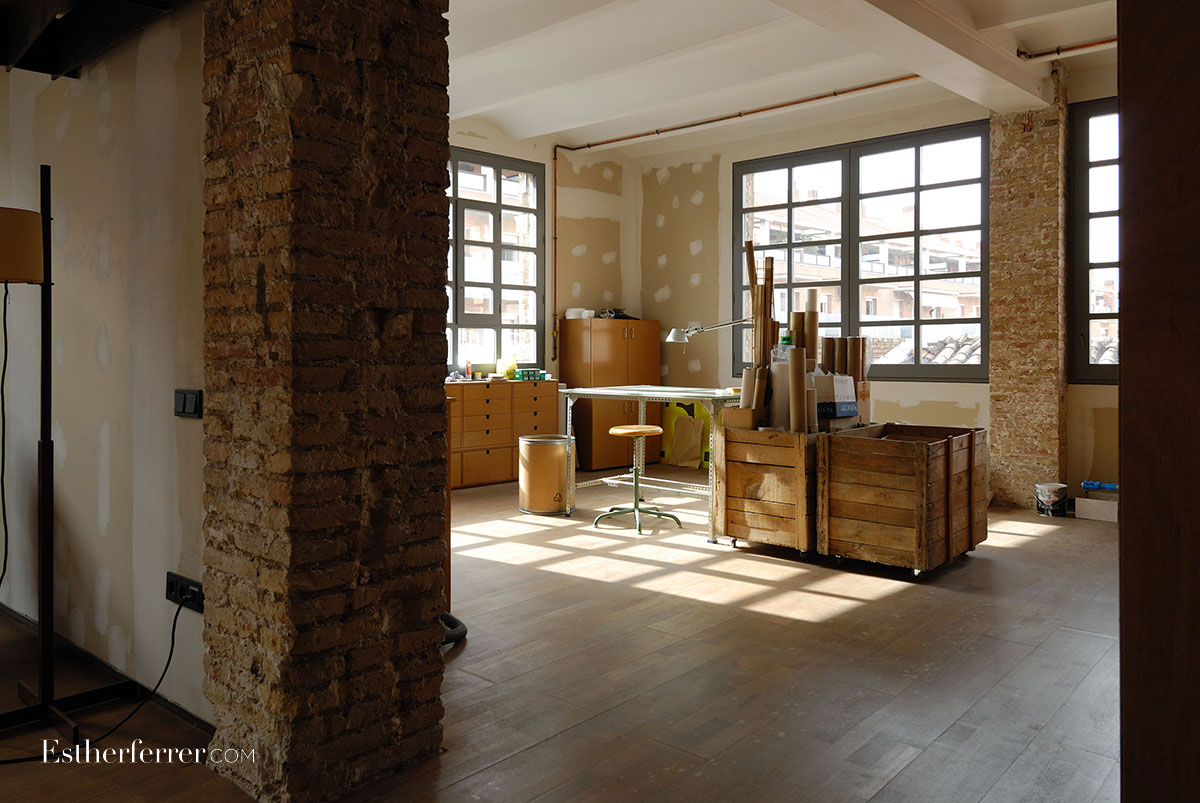 Oficinas y Retail - Esther Ferrer