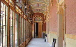 Sant Pau: intervención patrimonial
