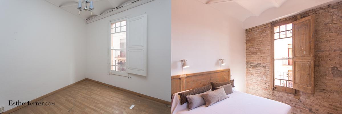 reforma integral de piso modernista