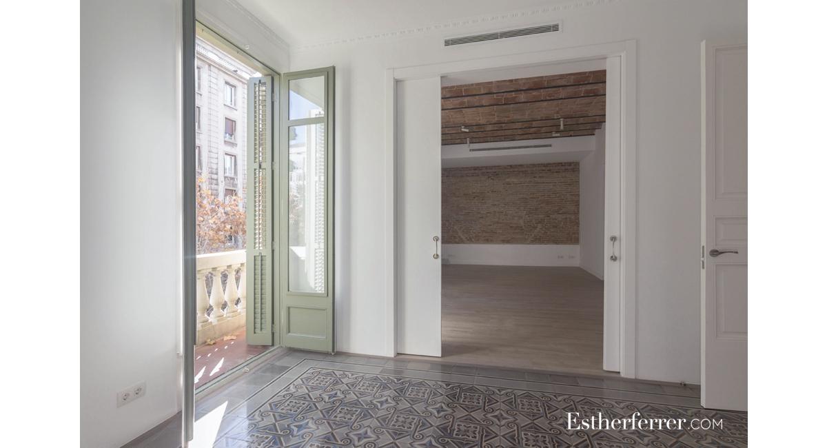 reforma integral de piso en finca clásica