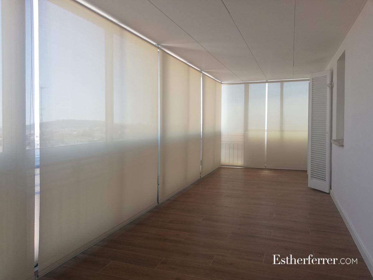 reforma integral de ático en el Putget: galeria