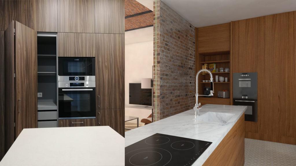 3 ideas para reformar tu casa tras el confinamiento: almacenaje de pequeño electrodoméstico