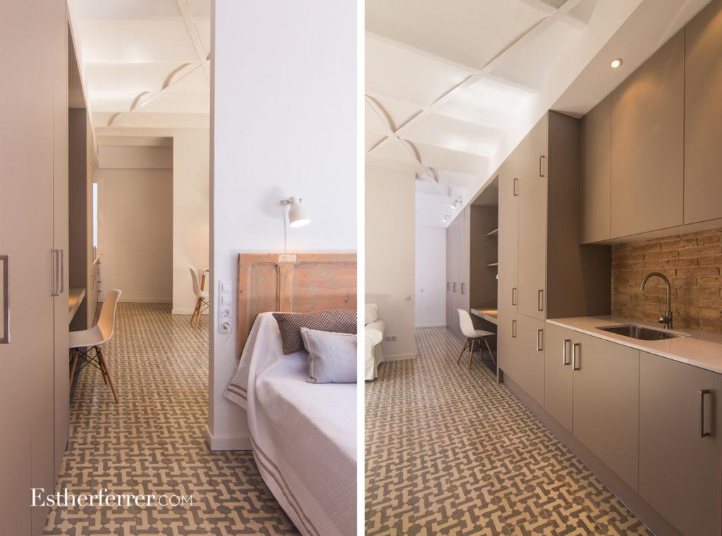 3 ideas para reformar tu casa tras el confinamiento: piso con un armario principal