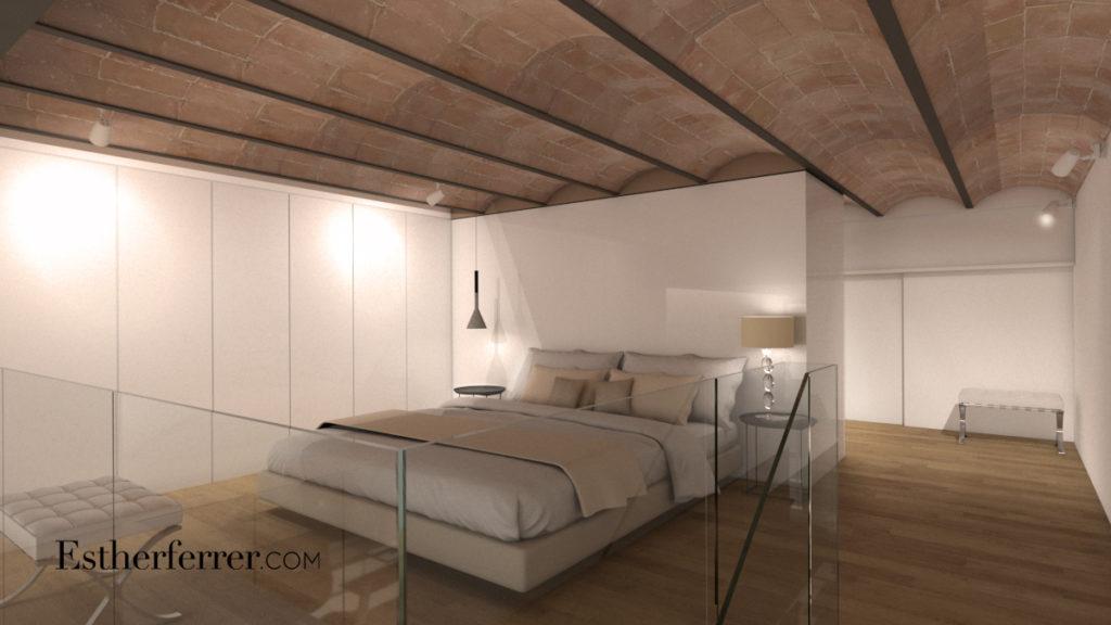3 ideas para reformar tu casa tras el confinamiento: dormitorio en suite
