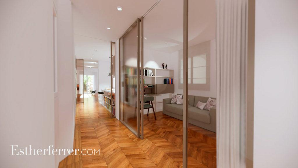 3 ideas para reformar tu casa tras el confinamiento - espacio abierto y polivalente